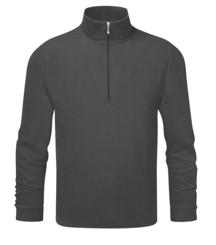 Mens Thermal Micro Fleece Graphite