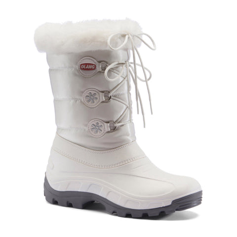 Olang Patty Kids Snow Boots White