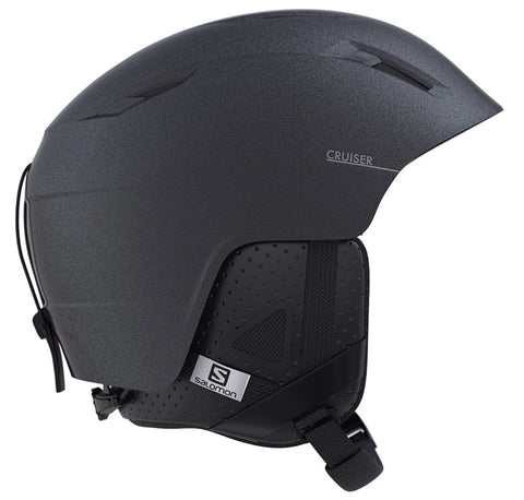 Salomon Cruiser 2+ Helmet Black in Medium