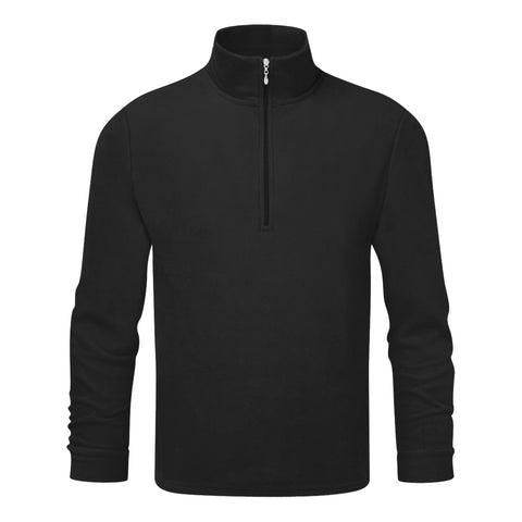 Kids Thermal Micro Fleece Black