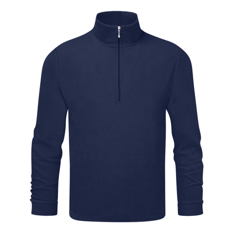 Kids Thermal Micro Fleece Navy