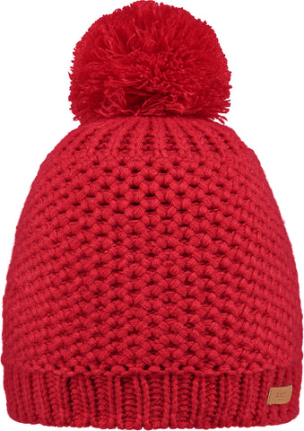 Barts Kvinna Beanie in Red
