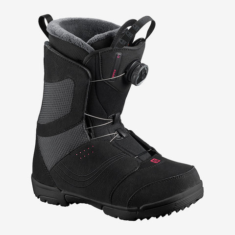 Salomon Pearl Snowboard Boot in Black