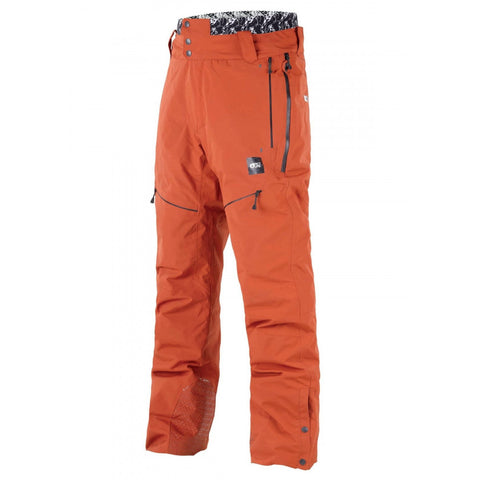 Picture Naikoon Mens Pant in Brick Red
