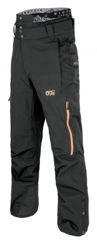Picture Organic Clothing Object Mens Snow Pant in Black