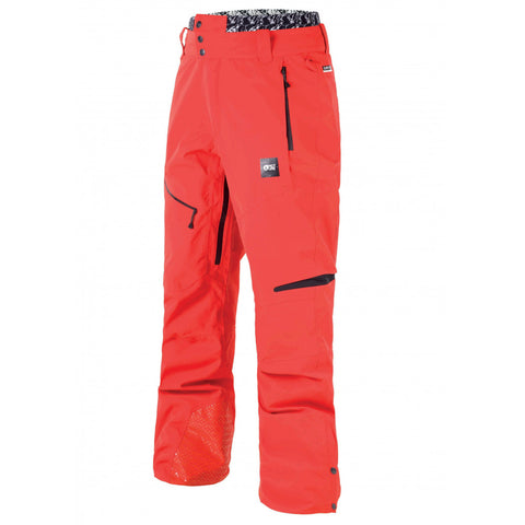 Picture Track Mens Pant in Red