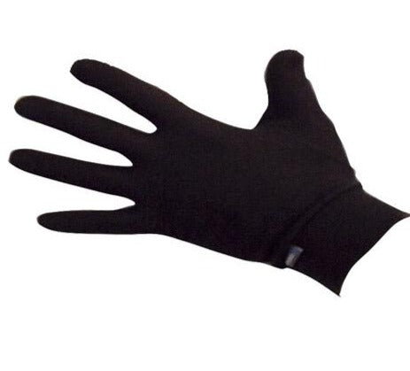 Odlo Kids Thermal Glove Liners in black