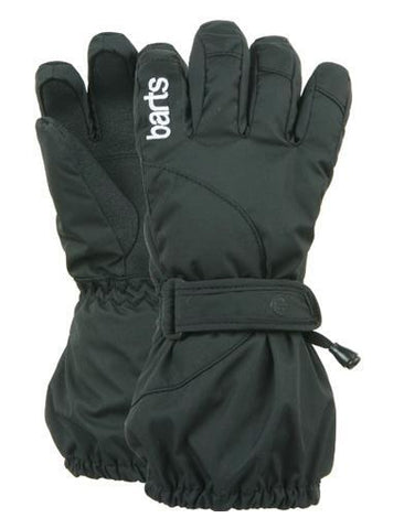Barts Tec Kids  Gloves in Black