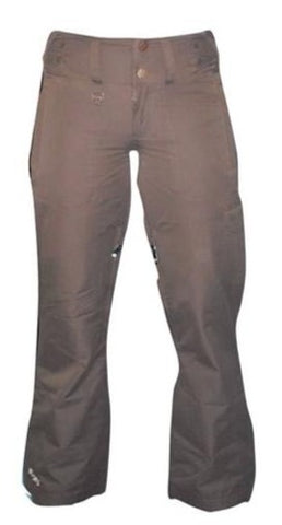 Roxy Golden Years Ladies Ski/ Snowboard Pant Coffee Bean.