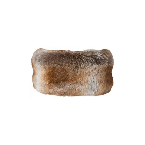 Barts Ladies Fur Headband Camel