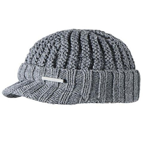 Barts Kids Pete Beanie Hats Dark Heather