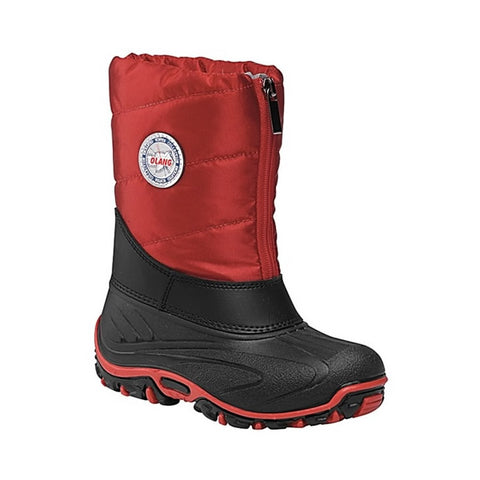 Olang BMX Kids Snow Boots Red