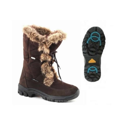 Mammal Oribi OC Ladies Snow Boots Chocolate