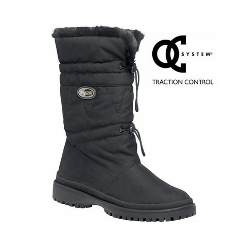 Olang Genny Tex OC Ladies Snow Boots in Black