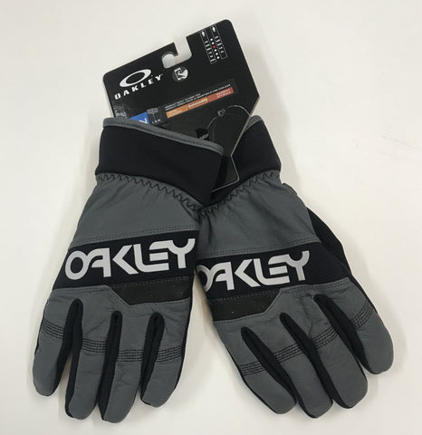 Oakley Factory Winter Gloves 2.0 in Uniform Grey front