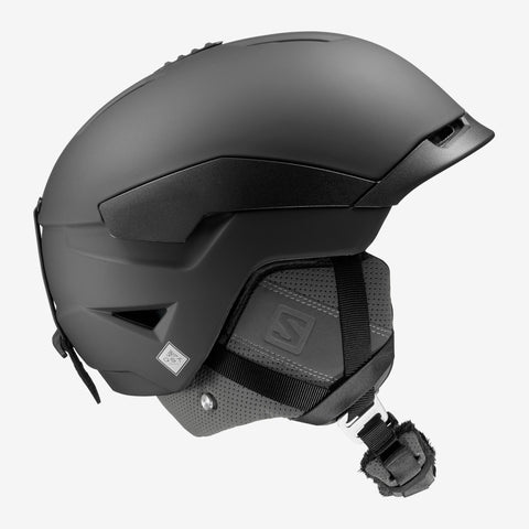 Salomon Quest Ski Helmet Black in Large