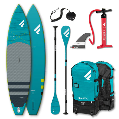 "Fanatic Ray Air Premium 2021 11'6"" Inflatable SUP"