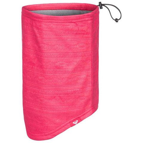 Roxy Cascade Neck Warmer Pink