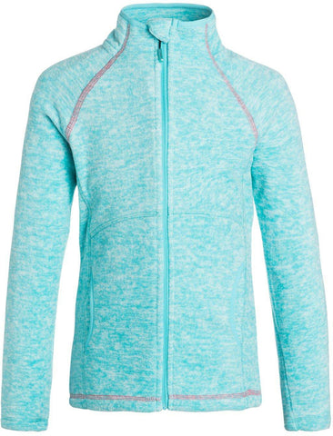 Roxy Harmony Girls Fleece Blue Radiance