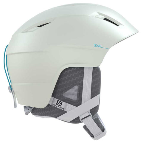Salomon Pearl2+ Ski Helmet White in Small