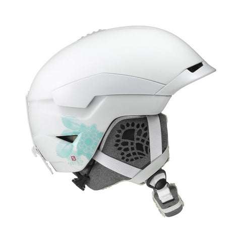 Salomon Quest Access W Ski Snowboard Helmet White