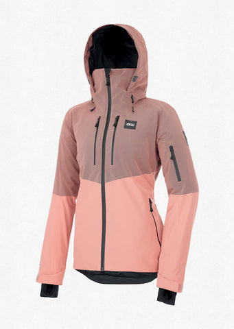 Picture Organic Clothing Women's Signa Snow Jacket in Misty Pink