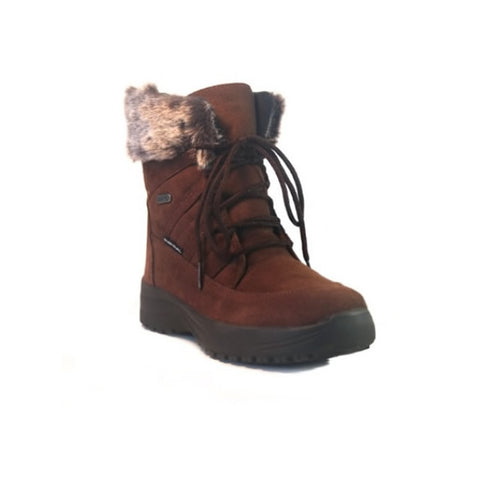 Mammal Sol OC Ladies Snow Boots Brown