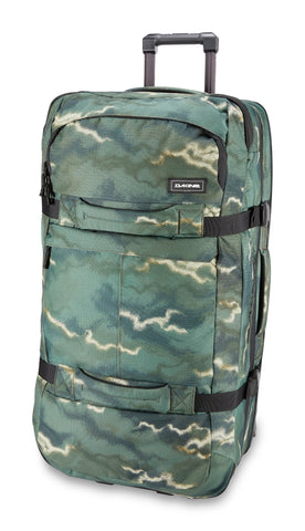 Dakine Split Roller 110L Bag in Olive Ashcroft Camo