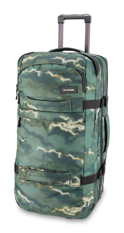 Dakine Split Roller 85L Bag in Olive Ashcroft Camo