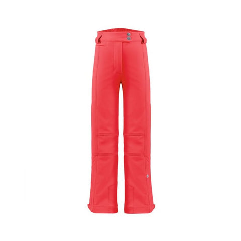 Poivre Blanc Kids W18 0820 JRGL Stretch Pants Scarlet Red