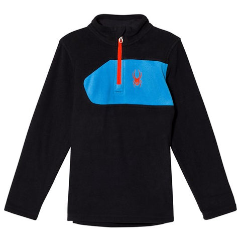 Spyder Kids Speed Fleece Black