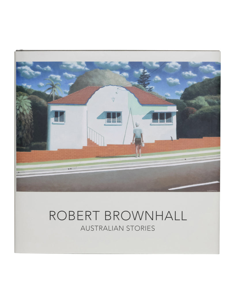 Australian Stories by Robert Brownhall