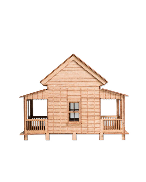Little Building Co Colonial Gable Kit