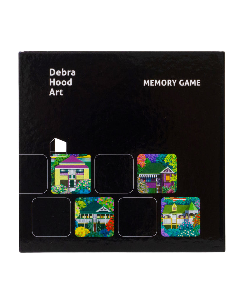 Debra Hood Queenslander Memory Game