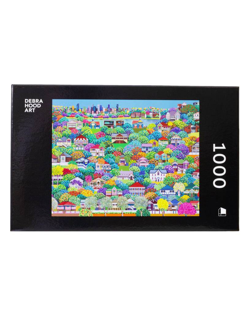 Debra Hood Puzzle, Tugulawa to Humbug Reach 1000pc