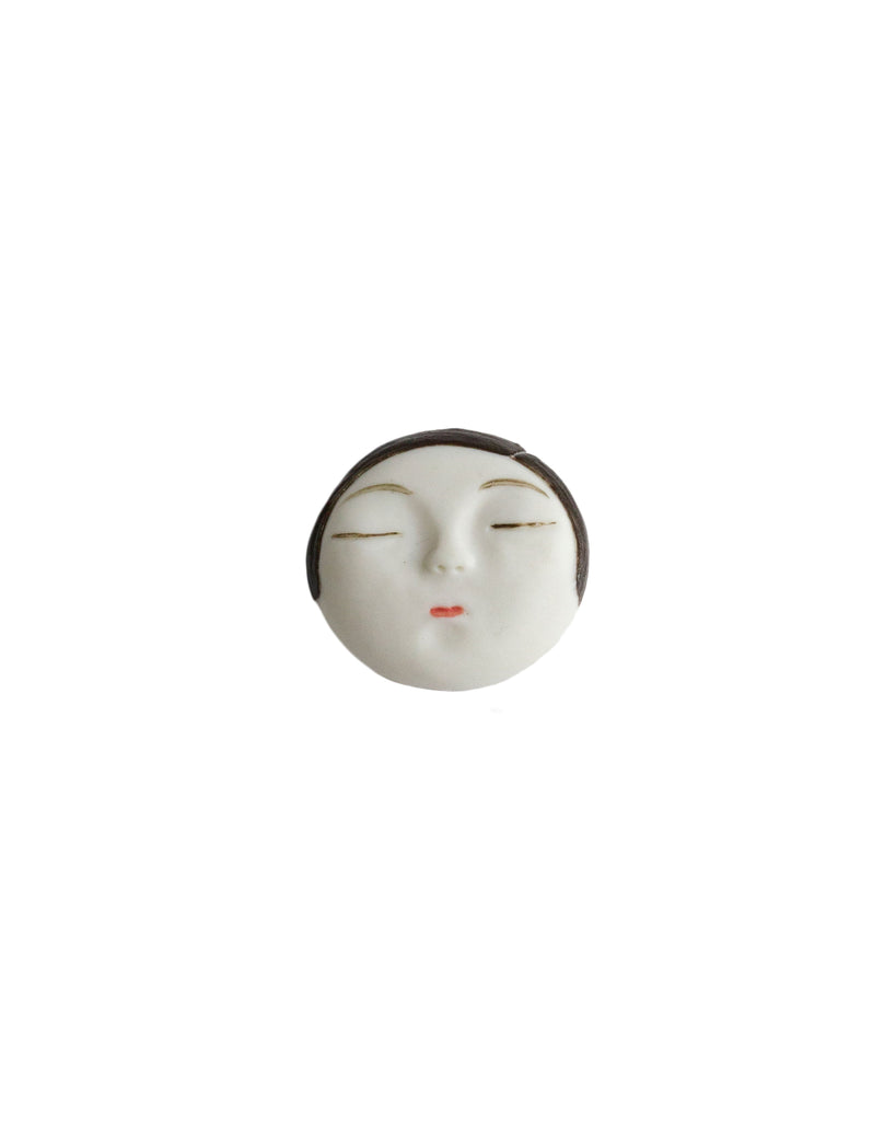 Dai Li Little Head Brooch #2