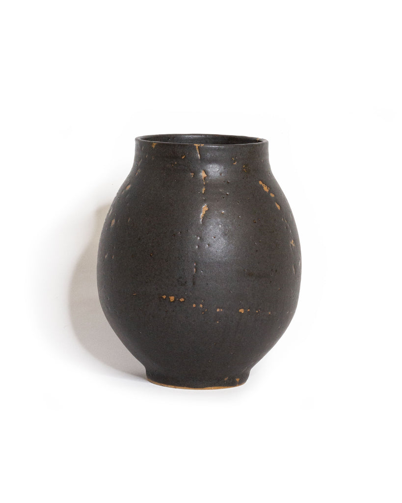 Ever Ceramics Vase Black Moon