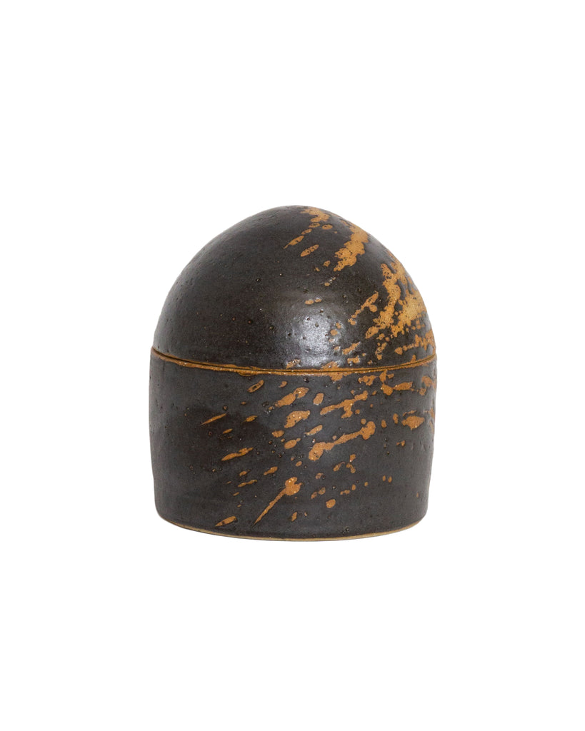 Ever Ceramics Trinket Box Black