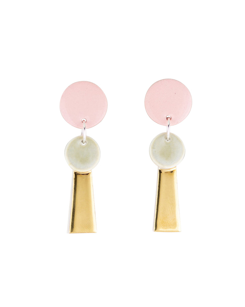 Erin Lightfoot Tassel Earrings Small