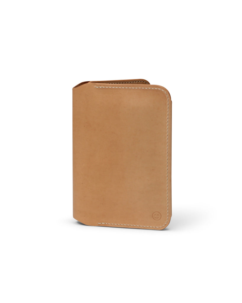 IE Francis Zip Fold Wallet