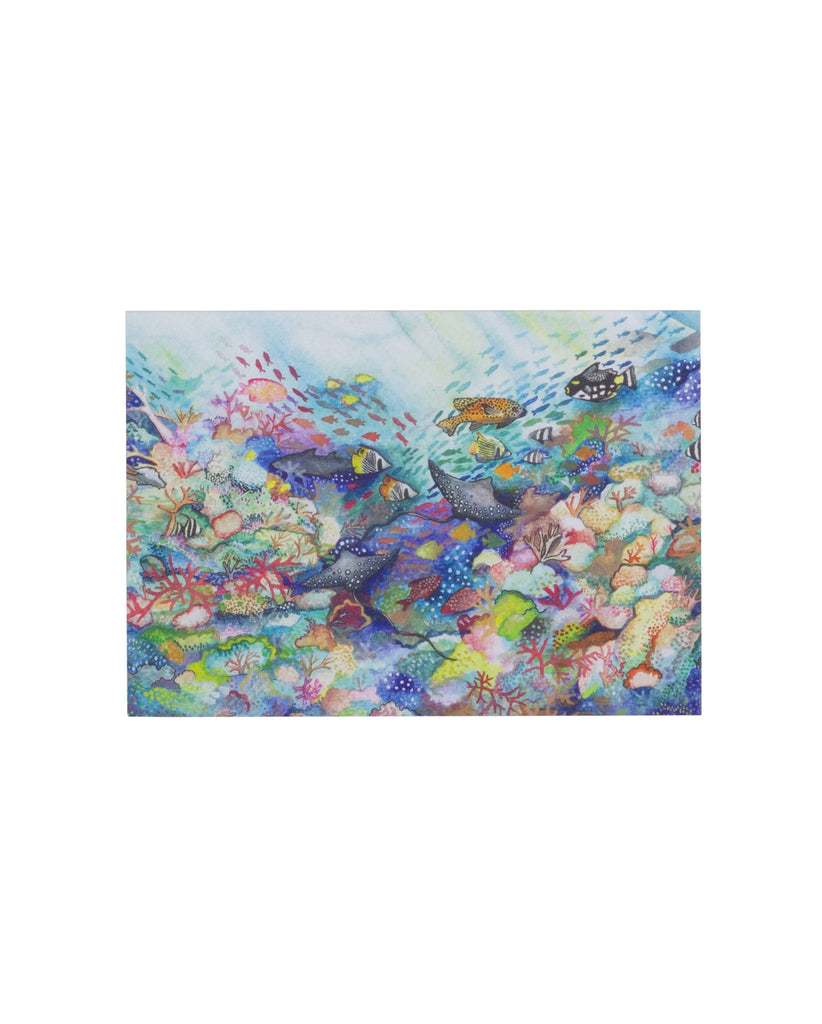 Ingrid Bartkowiak Great Barrier Reef Greeting Cards