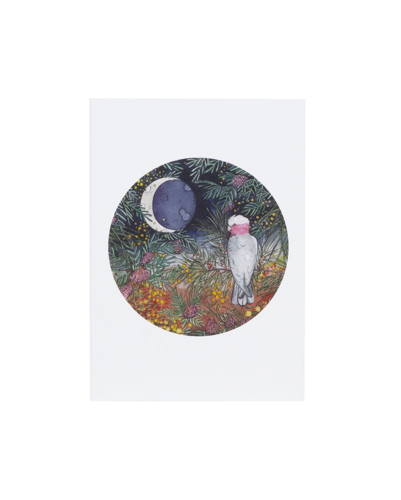 Ingrid Bartkowiak Galah Greeting Cards