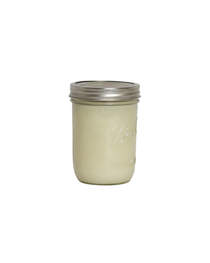 Ivy & Wood Candle: Wattle