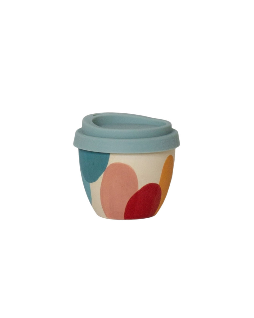Kim Wallace Reusable Coffee Cup Rainbow