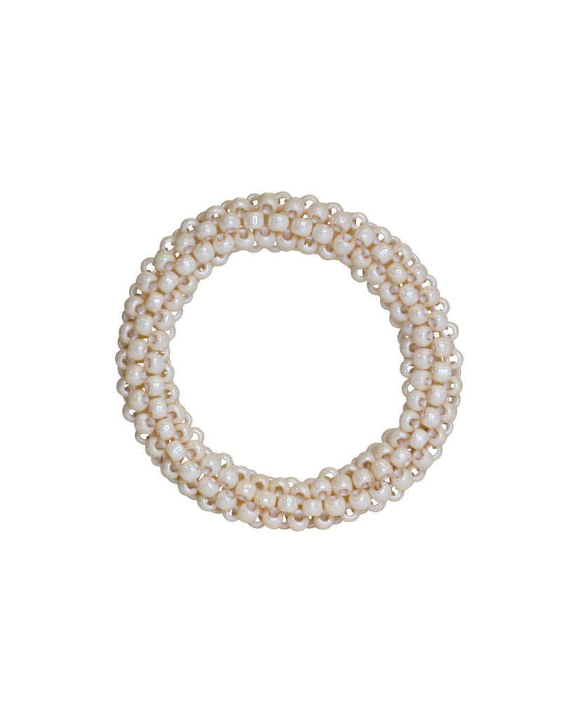 Paula Dunlop Glossy Cream Bangle