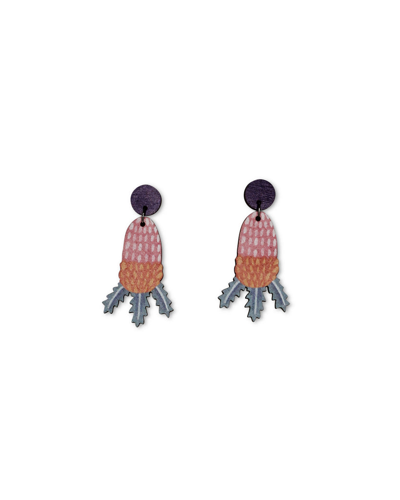 Pixie Nut & Co Banksia Earring