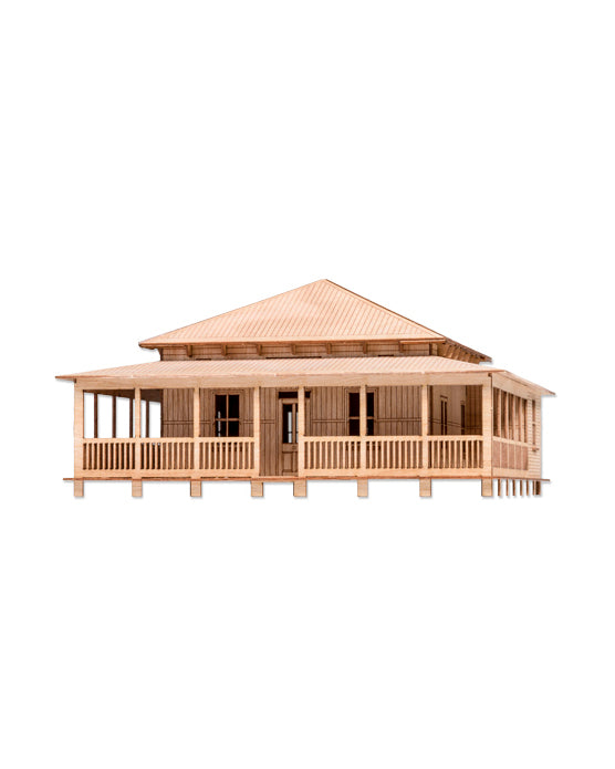 Little Building Co Queenslander Kit