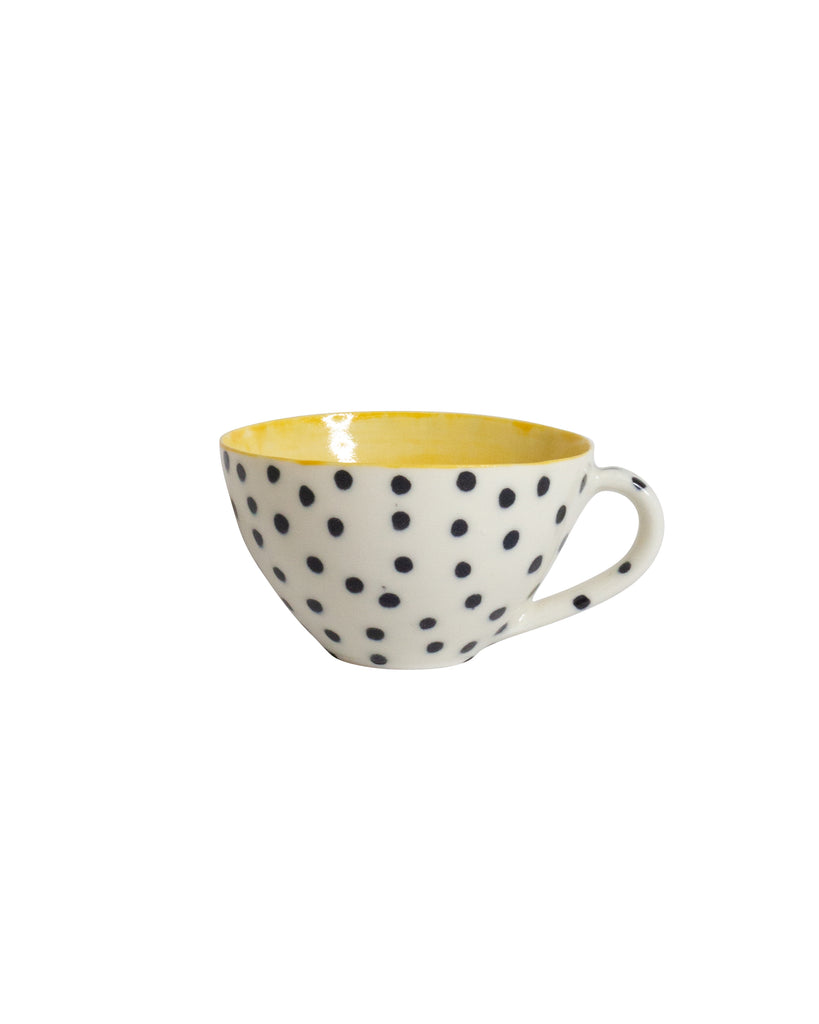 Shannon Garson Spotty Cups Yellow