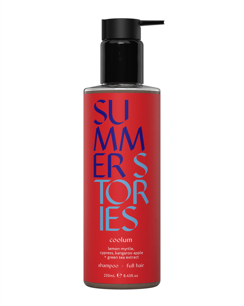 Summer Stories Coolum Shampoo for Full Hair