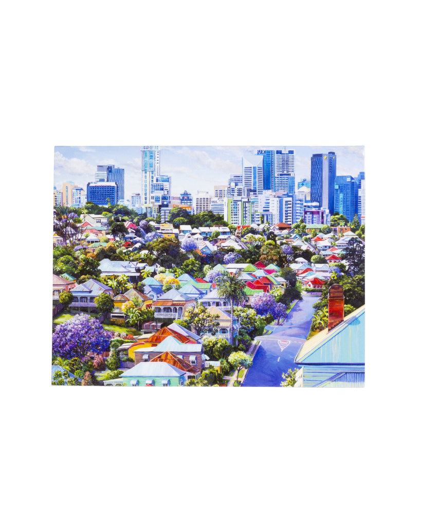 Alexandra Matthews View from View Street Greeting Card